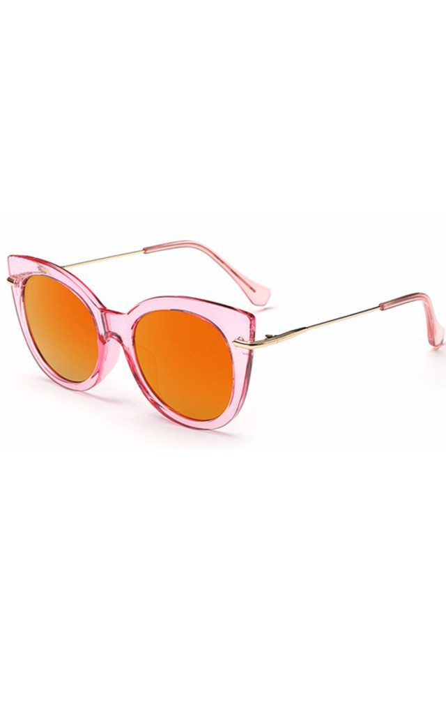 BARBIE GIRL SUNGLASSES ORANGE by Cats got the Cream