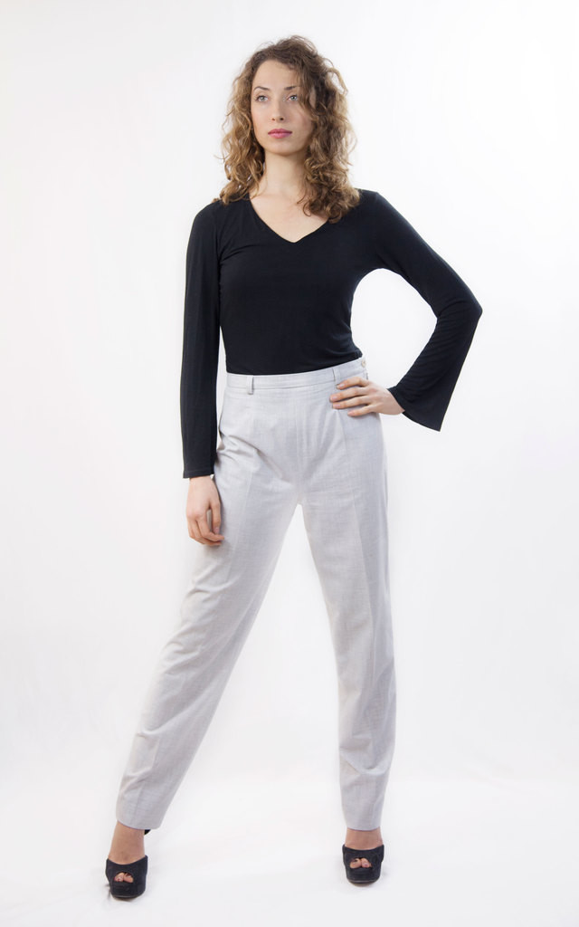 Wilma - jersey top by Madia & Matilda