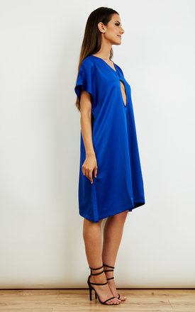 Singleton Blue Dress by ILL DISCIPLINED