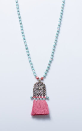 Formentera necklace by La Mandarine Beachwear