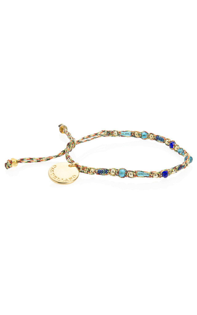 Social Impact - Gold Blue by Castellano Ethnic Origins