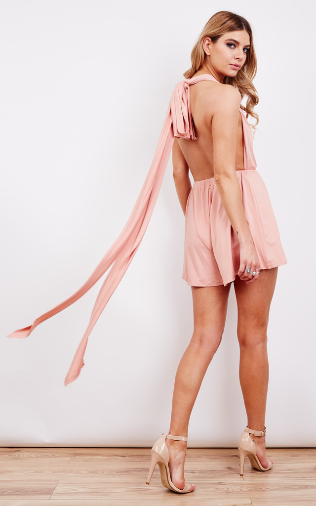 Layla Wrap Playsuit by VeryGirly
