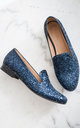 Paname Glitter Loafers by House of Spring