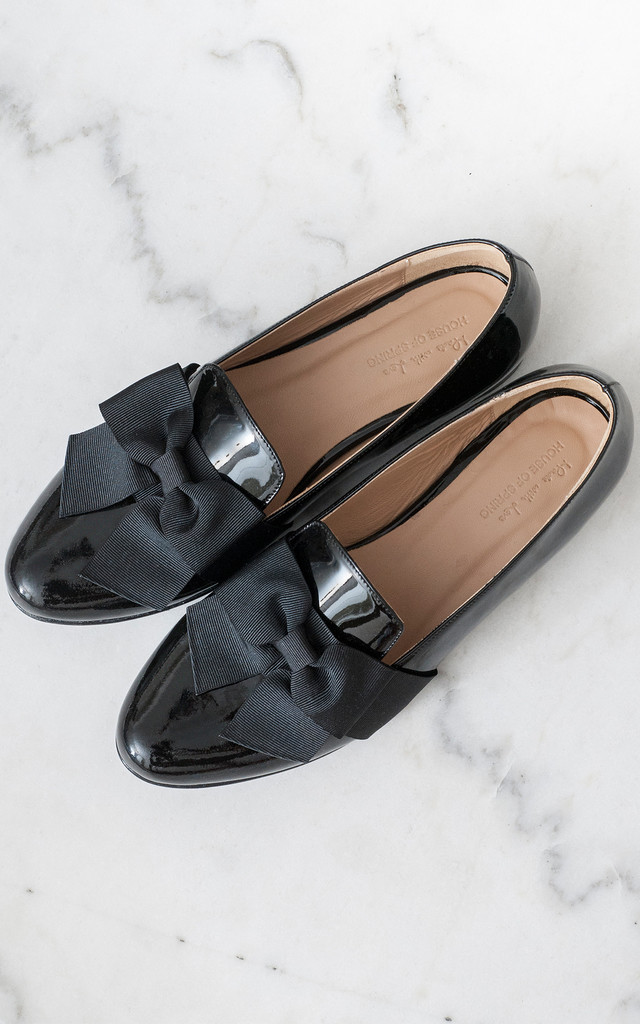 Portobello Bow Loafers by House of Spring