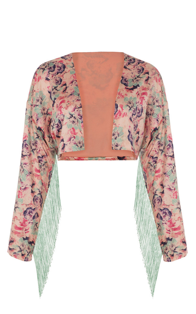 Ada Vintage Floral Mini-Mono by Playful Promises