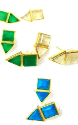 Amaya Earrings by Taara Jewelry