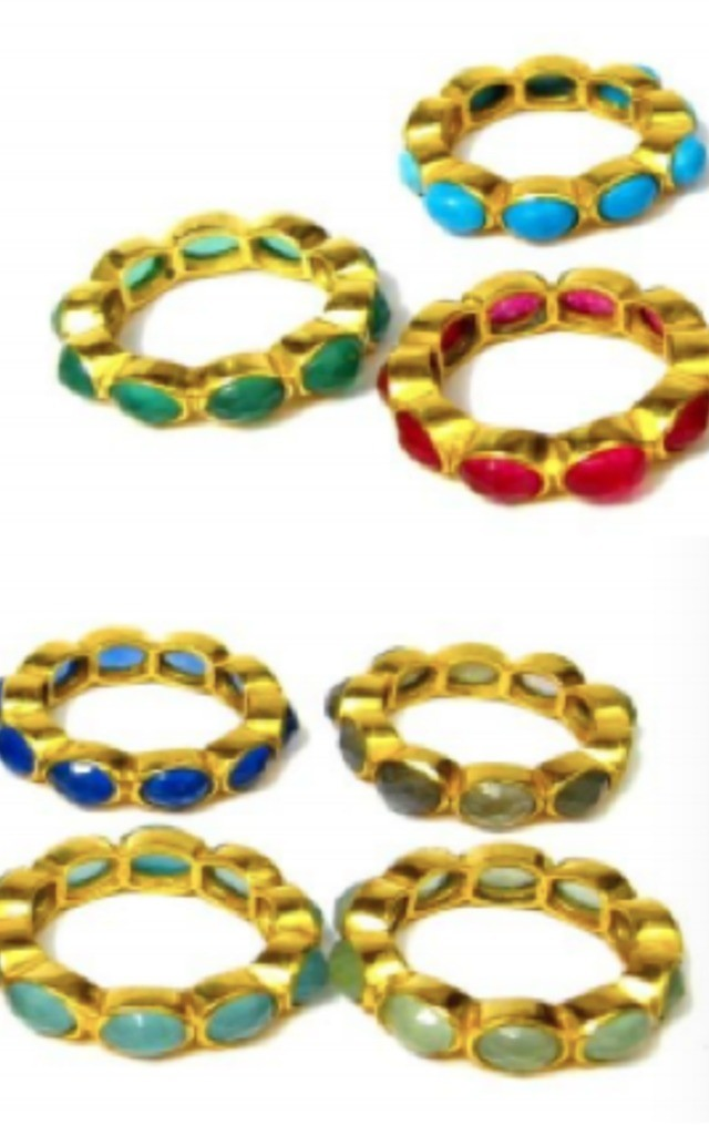 Kina Ring by Taara Jewelry