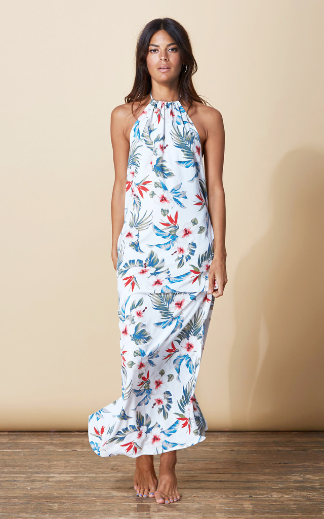 Lorenzo Maxi in Hawaii Print image