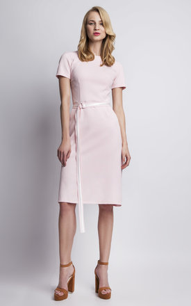 Pink romantic dress by Lanti