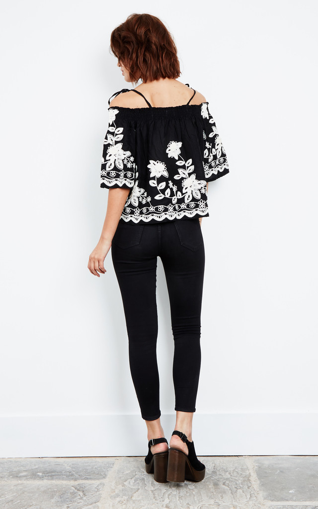 Globe Trotter Top by Kiss The Sky