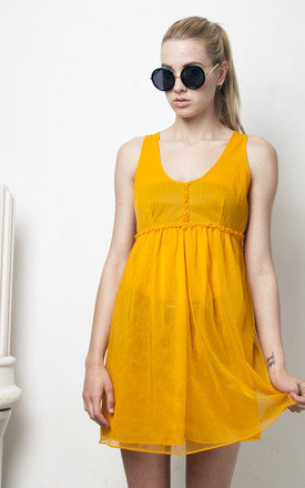 70s vintage festival slip dress by Pop Sick Vintage