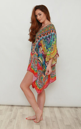 Cabo Mini Kaftan by Kitten Beachwear