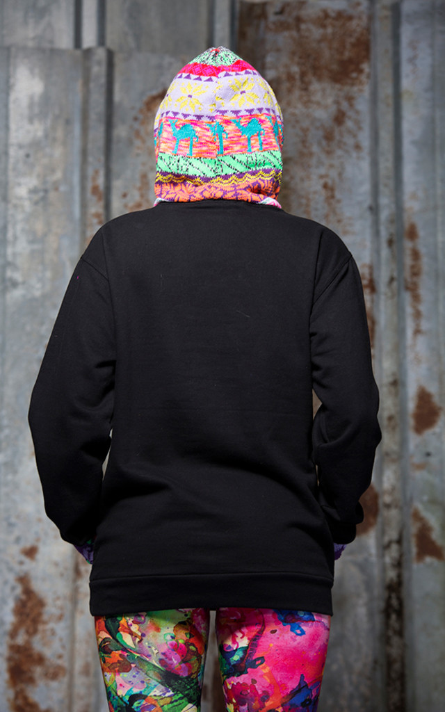 Fairisle Hoodie by Get Crooked