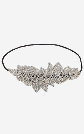 IONA Rhinestone Halo Headband by Rock N Rose
