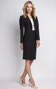 Black Short Jacket by Lanti