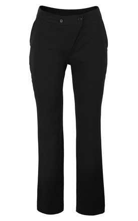 Navy blue trousers by Nife