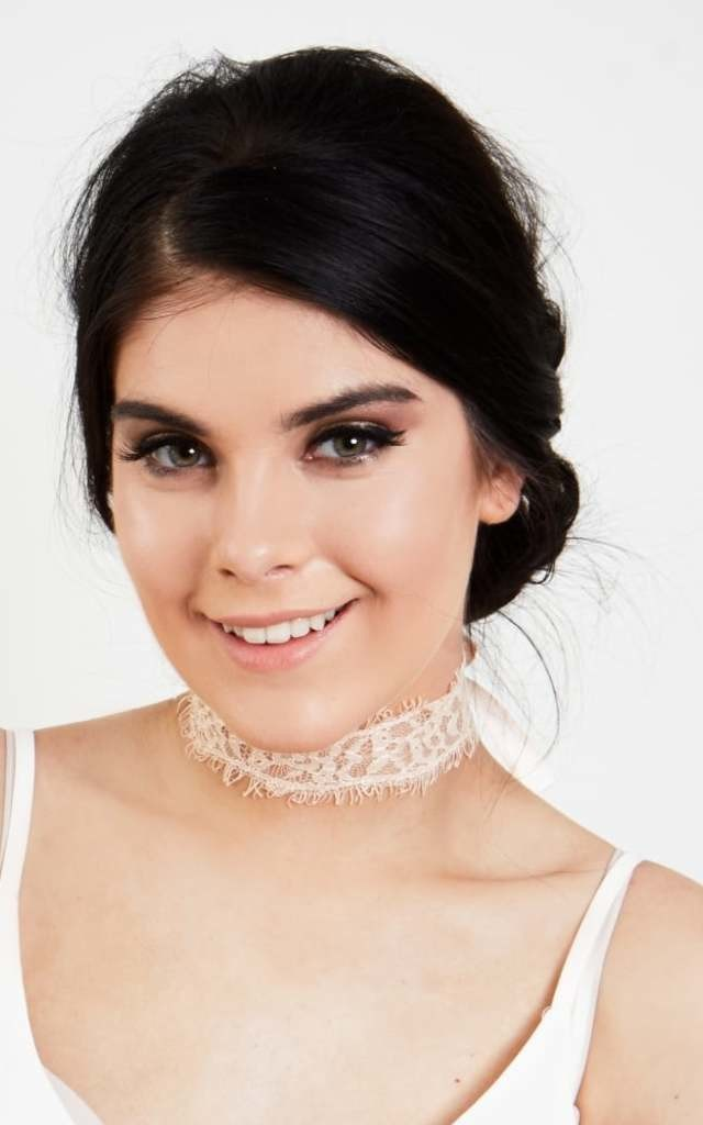 Jess Ivory Lace Choker by Johnny Loves Rosie