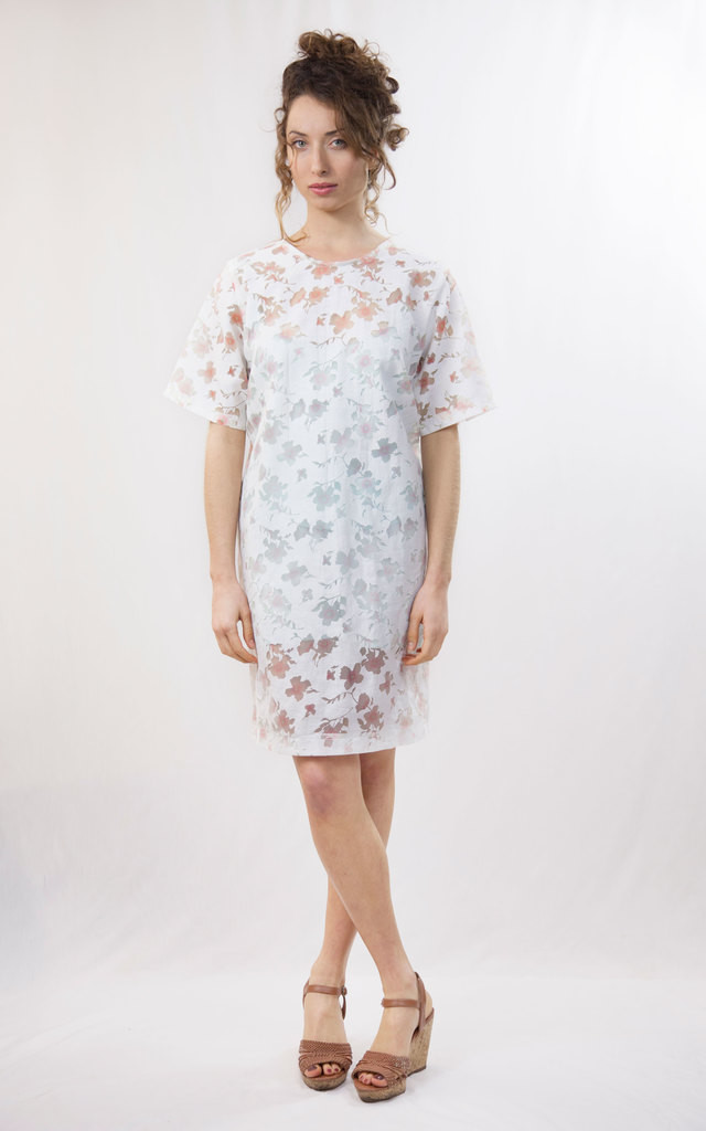 Dina - Sheer Dress by Madia & Matilda