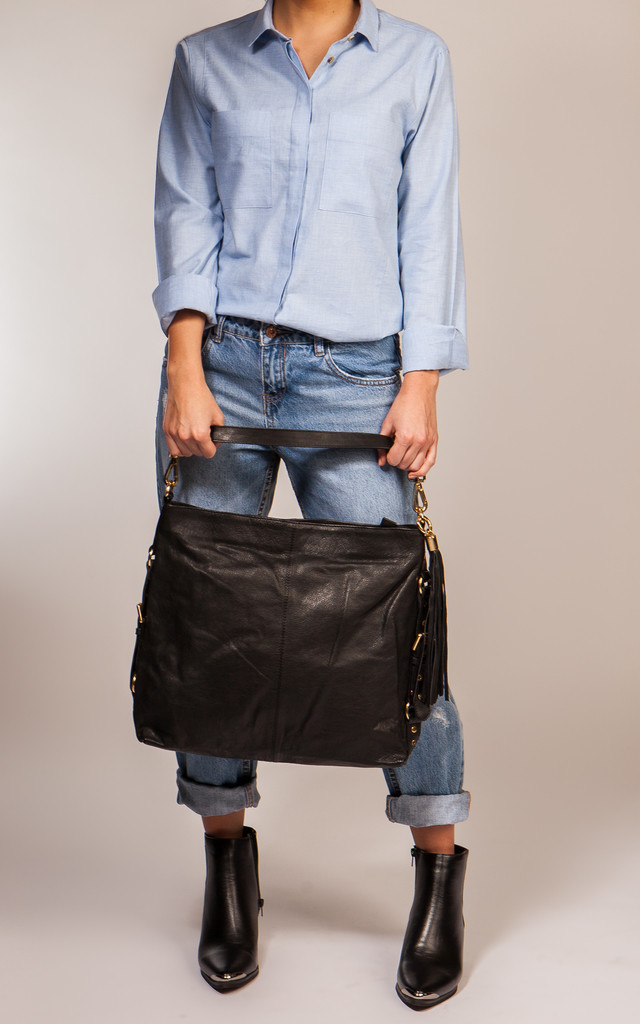 Slouchy Soho bag by The Foundry Design