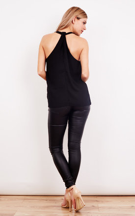 Drape Back Top by Oeuvre