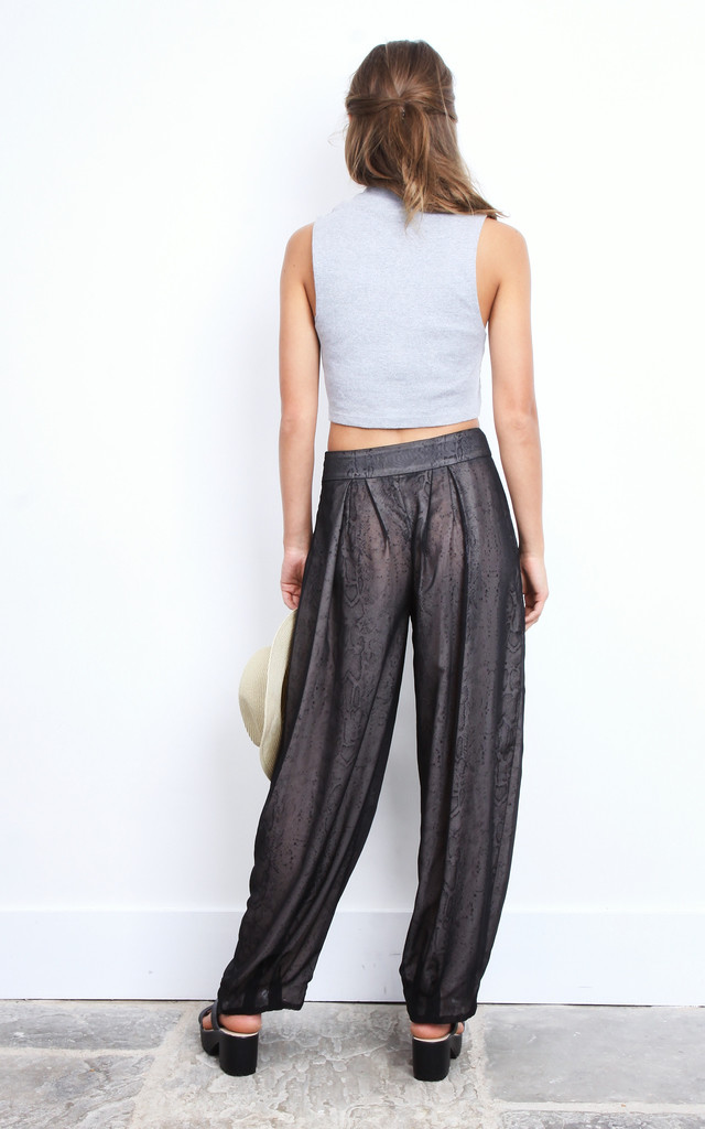 Aya Harem Pants by TwentyFour Fashion