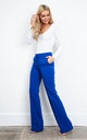Blue Trousers by so.Nife