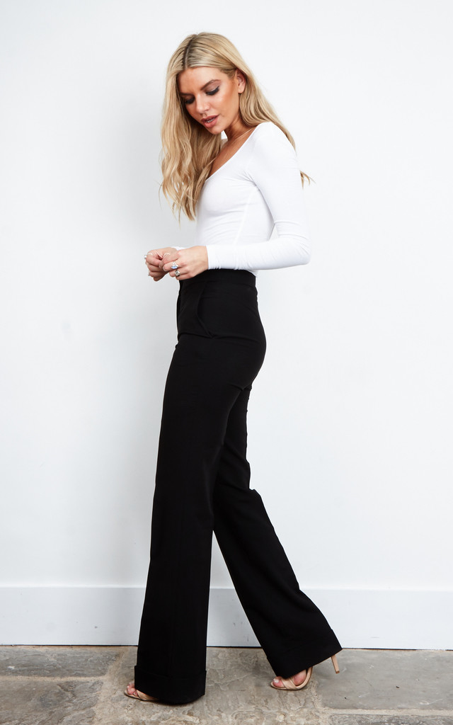 Black Trousers by so.Nife