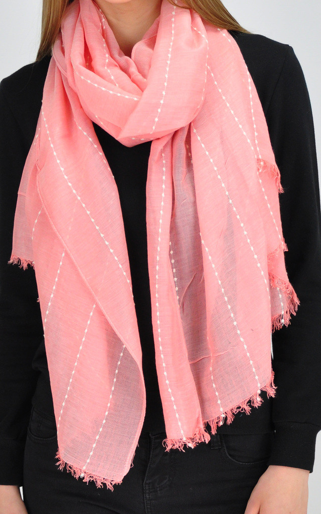 GK WOVEN SCARF by GOLDKID LONDON