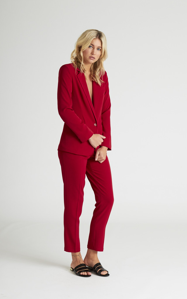 Jerry Berry Tailored Trousers by UNIQUE21