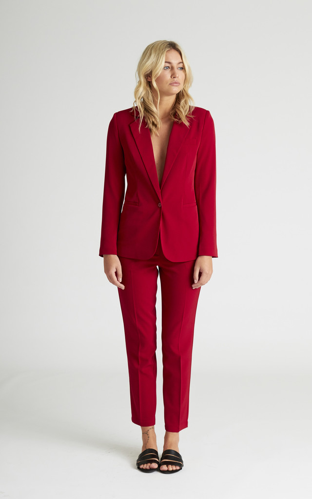 Angie Berry Tailored Blazer by UNIQUE21