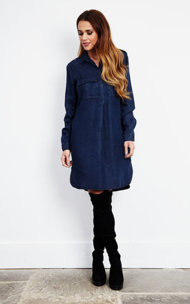 Utility Shirt Dress by Native Youth