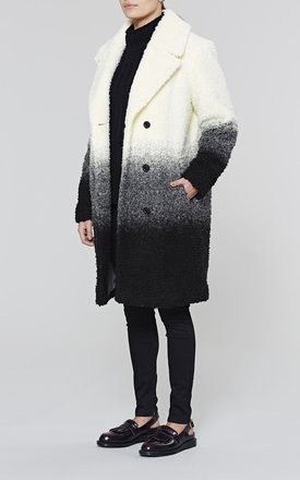 Ombre Teddy Coat by Native Youth