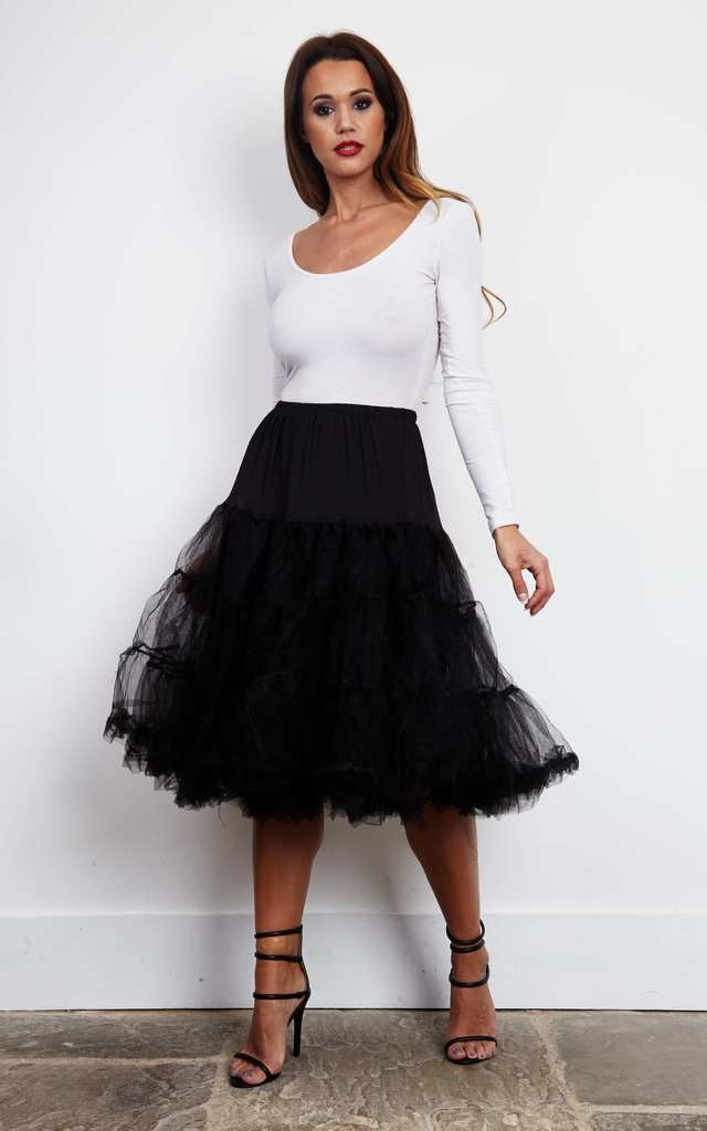 "Petticoat Black 26"" by Lindy Bop"