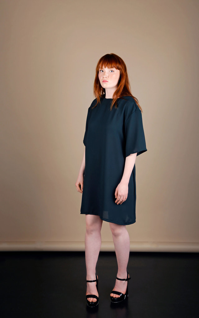 Gabrielle - Fitted Yoke Dress by Madia & Matilda