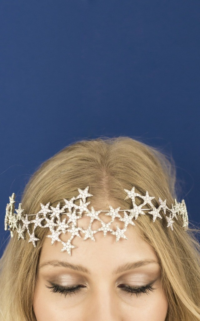 Star Halo Crown by Crown and Glory