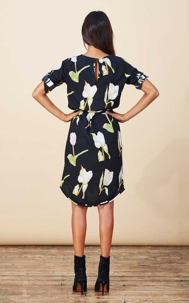 Chiquita Dress in Tulip Print image