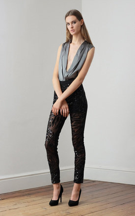 Ariana sequin legging by Rain