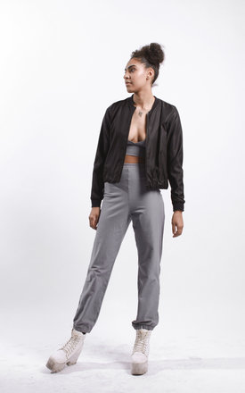 X Cross Back Bomber by STUDIO LBW