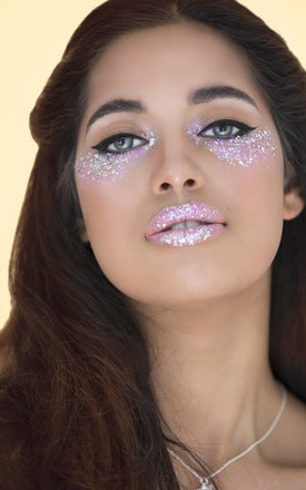 IN YOUR DREAMS, PINK PEGASUS, CHUNKY COSMETIC GLITTER by IN YOUR DREAMS