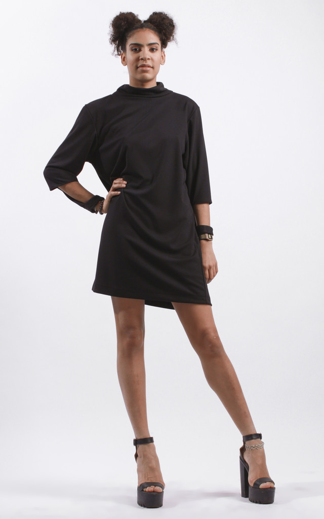Split Arm Dress by STUDIO LBW