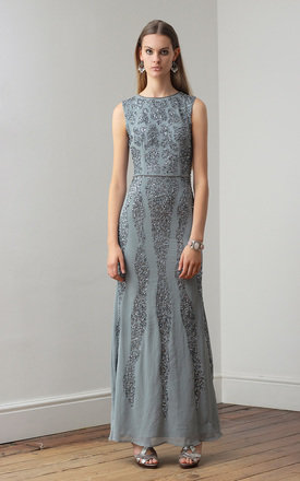 Angelina maxi dress by Rain