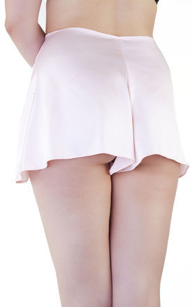 Bettie Page Peach French Knicker by Playful Promises