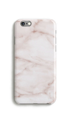 Peach Marble Phone Case by Harper & Blake Product photo