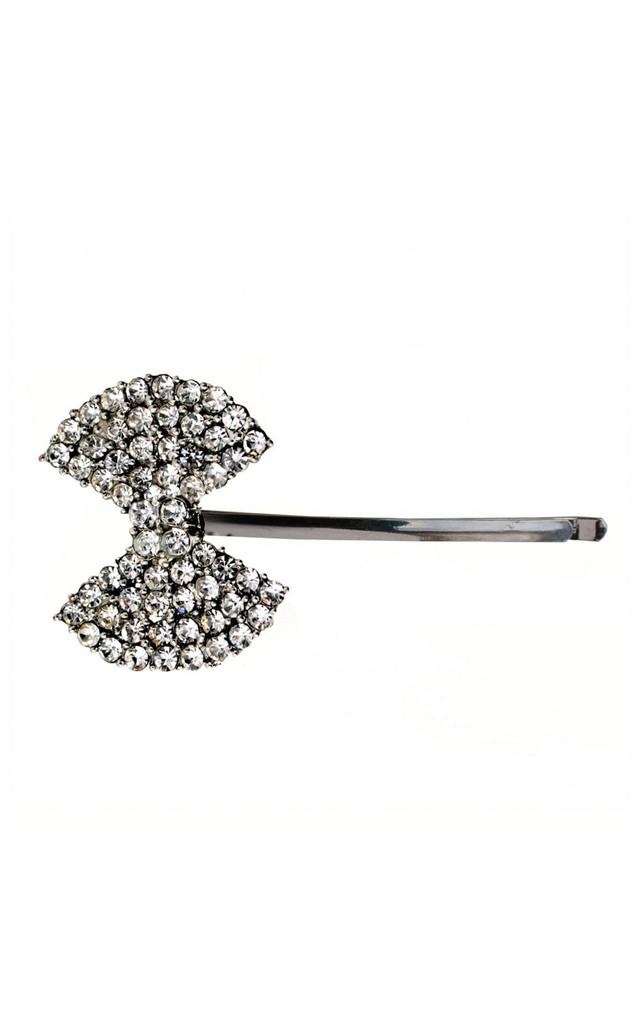 Sparkle Bow Hair Clip Product Code: Sparkle Bow Hair Clip by Johnny Loves Rosie