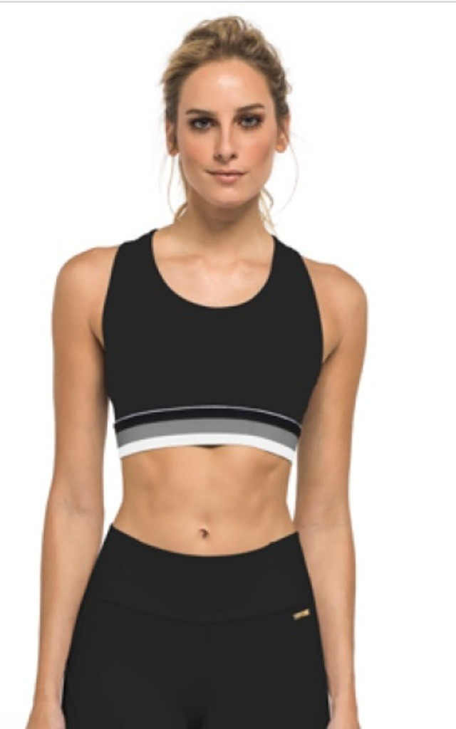 EXTRA SUPPORT SPORTS BRA by Mirelle Activewear