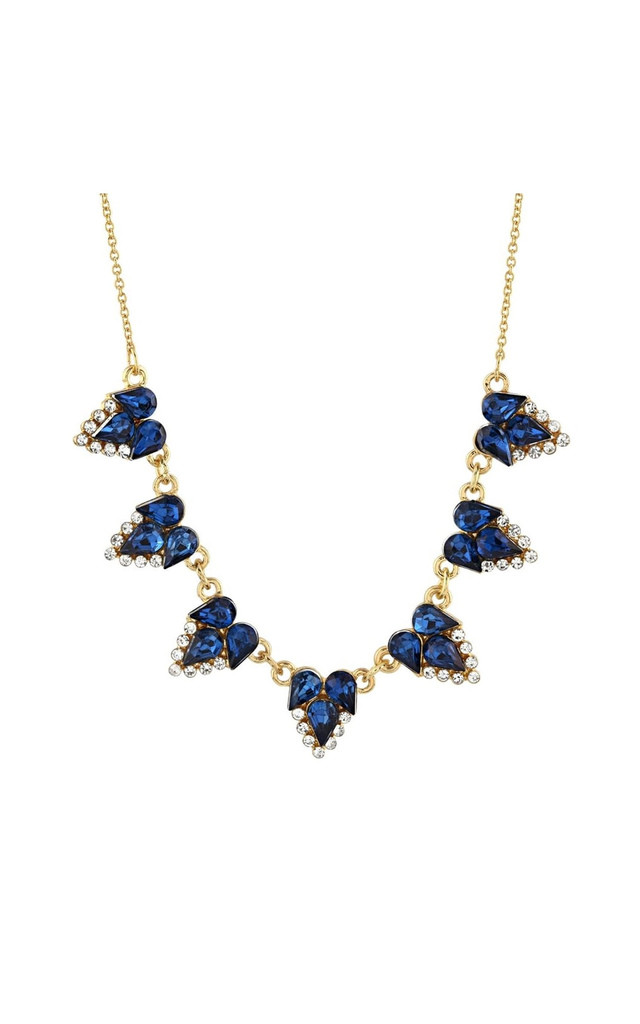 Gem Drop Necklace by Johnny Loves Rosie