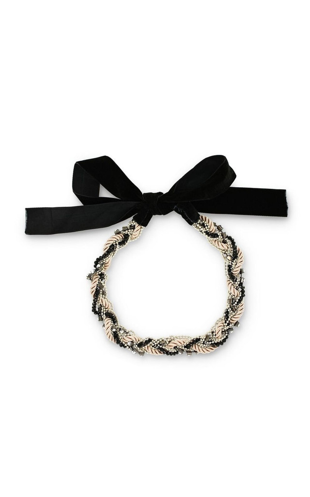 Rope Beaded Headband by Johnny Loves Rosie