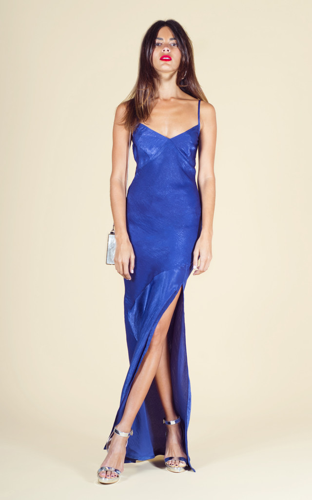 Savannah Maxi in Midnight Blue image