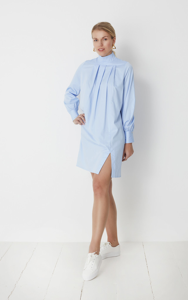 Oversized shirt dress by No Ordinary Suit