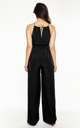 Black Alisha Jumpsuit by Silver Birch
